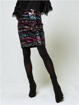 M&CO sequin Skirt